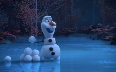 "Disney Introduces New Digital Series ""At Home With Olaf"""