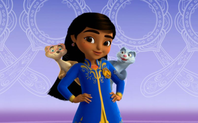 "Disney Junior Celebrates Asian Pacific American Heritage Month With New Episodes of ""Mira, Royal Detective"" and On-Air Interstitials"