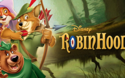 "Live-Action ""Robin Hood"" Based on Animated Film In the Works at Disney+"