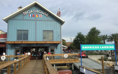 The Boathouse at Disney Springs Celebrates 5th Anniversary With Free Lobster Roll Meals for Employees and Families