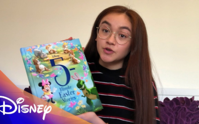 "Anna Cathcart from ""Descendants 3"" Reads a Winnie the Pooh Story"