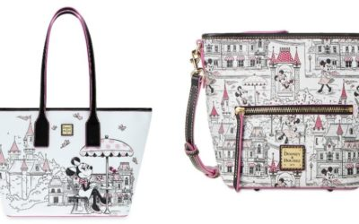 Celebrate Spring with The New Dooney & Bourke Minnie Mouse Disney Parks Collection