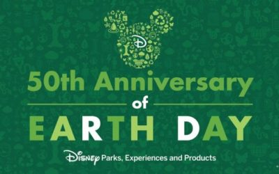 Disney Parks Blog Celebrates Earth Day and Disney Conservation Fund Anniversaries