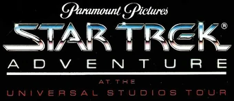 Extinct Attractions - Star Trek Adventure