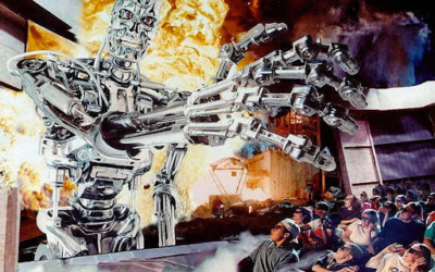 Extinct Attractions - Terminator 2 - 3D: Battle Across Time