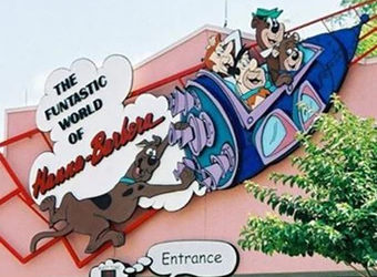 Extinct Attractions - The Funtastic World of Hanna-Barbera