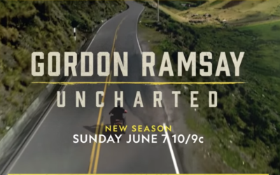 "National Geographic Shares New Trailer for Season 2 of ""Gordon Ramsay: Uncharted"""