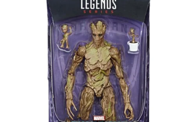 Bring Home All 3 Versions of Groot With This Marvel Legends Pre-Order Exclusive to Entertainment Earth