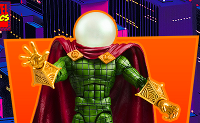 Hasbro Introduces New Marvel Legends Series Mysterio Figure