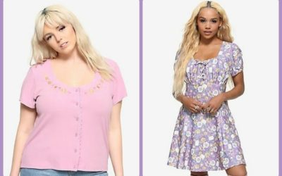 "Celebrate the 10th Anniversary of ""Tangled"" with New Looks from Her Universe"