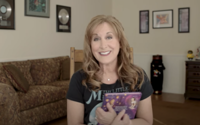 "Jodi Benson Reads ""The Little Mermaid"" on Disney's YouTube Channel"