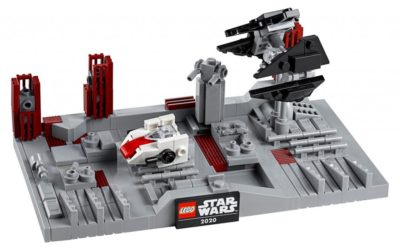 LEGO Reveals This Year's Star Wars May the 4th Gift with Purchase - Micro-Scale Death Star II Battle