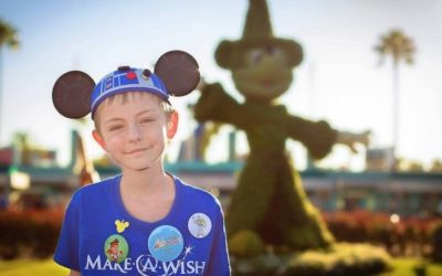 Disney Celebrates Longstanding Make-A-Wish Partnership On World Wish Day