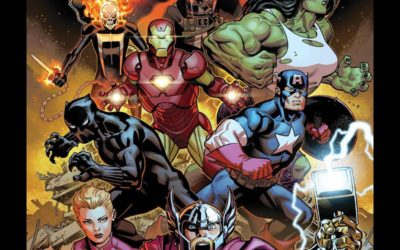 "Make Mine Marvel: Looking Back at ""Avengers: The Final Host"""