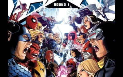 "Make Mine Marvel: Looking Back at ""Avengers vs. X-Men"""