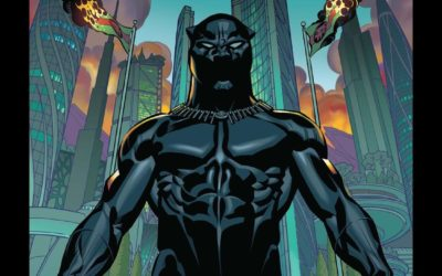 "Make Mine Marvel: Looking Back at ""Black Panther"" by Ta-Nehisi Coates"