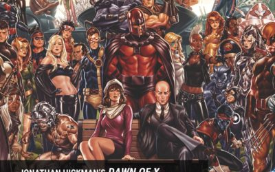 """Marvel Offering Up to 67% Off """"Dawn of X"""" Digital Comics"""