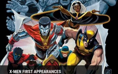 Marvel Offering Up to 67% Off Select Collections with the X-Men First Appearances Sale