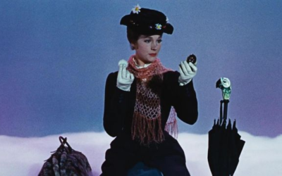 Mary Poppins' Missing Umbrella: Prop Culture's Dan Lanigan Talks About The Search for the Lost Prop