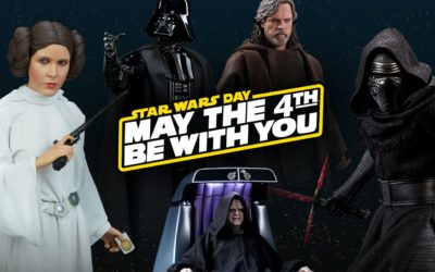 May the Savings Be With You - Lucasfilm Corrals Dozens of Star Wars Day Deals