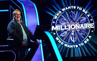 """""""Millionaire Live"""" a New Play-Along App, Now Available for Download Ahead of the Premiere of ABC's """"Who Wants to Be a Millionaire"""" April 8"""