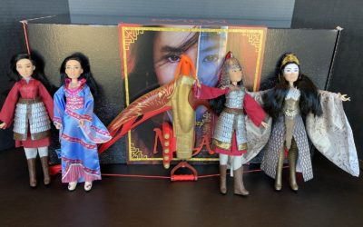 Toy Review: Mulan Dolls and Role Play Toys from Hasbro