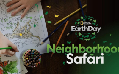 National Geographic Shares Neighborhood Safari Earth Day Ideas for Parents