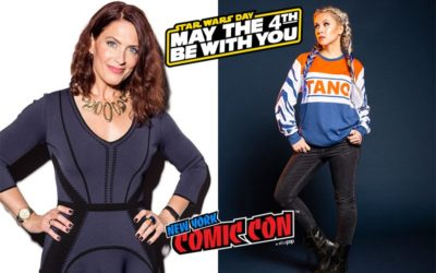 New York Comic Con Announces Star Wars Day Online Events Including Q&As, Live Tweets, and More