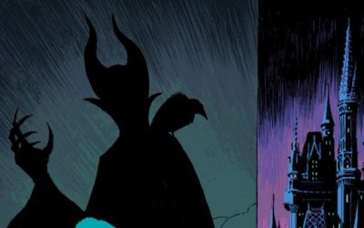 "New Young Adult Book Series ""City Of Villains"" Takes a Detective Spin on Famous Disney Antagonists"