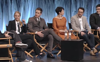 "Paley Center for Media Shares ""Once Upon A Time"" Cast Panel from PaleyFest 2012"
