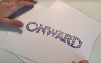 "Pixar Artist Teaches Viewers How to Draw Barley Lightfoot from ""Onward"""