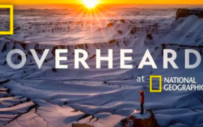 "Podcast Review - ""Overheard at National Geographic: The Virus Hunter"""