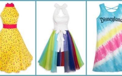 Splash Into Summer with Stylish New Dresses from shopDisney