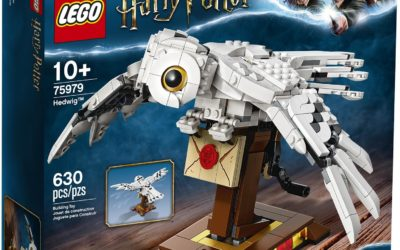 Six New Wizarding World of Harry Potter Building Sets Announced by LEGO