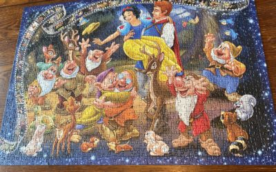 Disney Puzzles Offer a Relaxing and Therapeutic Way to Spend Time While Sheltering-In-Place