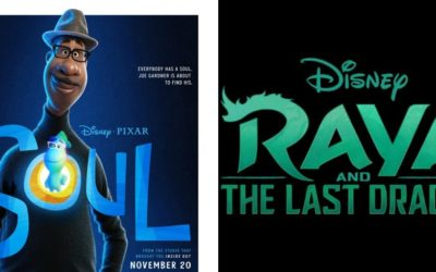 "Disney Pushes Theatrical Releases for ""Soul,"" ""Raya and the Last Dragon"""