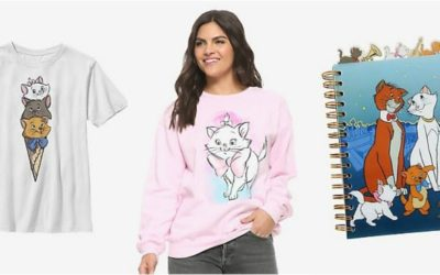 "Jazz Up Your Wardrobe with ""The Aristocats"" Styles from BoxLunch"