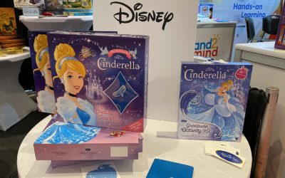 Toy Fair 2020: The Magical Tales (Cinderella, Frozen, Mickey Mouse)