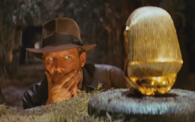 "Two ""Indiana Jones"" Films to Air as Part of CBS Sunday Night Programming in May"