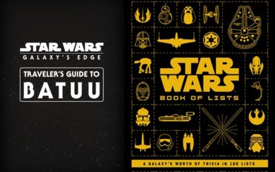 Two New Star Wars Reference Books Announced by Lucasfilm Publishing for This Summer
