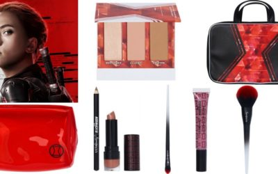 Unleash Your Inner Spy with New Cosmetics from The Ulta Beauty Collection x Marvel's Black Widow