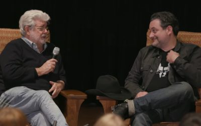 "Video: ""The Star Wars Show"" Returns with a George Lucas ""Clone Wars"" Discussion and More"