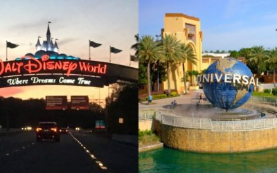 Two Guests File Lawsuits Alleging Injury at Walt Disney World and Universal Orlando Resort