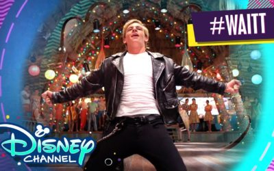 "New ""We're All In This Together "" Dance Montage Video Features Several Disney Channel Classics"