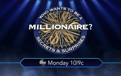 "ABC to Host Primetime Special ""Who Wants to Be A Millionaire? Secrets & Surprises"" on April 6th"