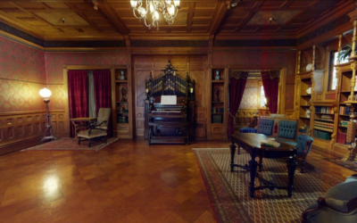 Winchester Mystery House Offering New 360 Immersive Online Tour Including the Rarely Seen 4th Floor