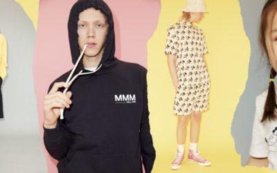 Wood Wood X Disney Capsule Collection Pulls Inspiration from Early Mickey and Minnie Mouse Shorts