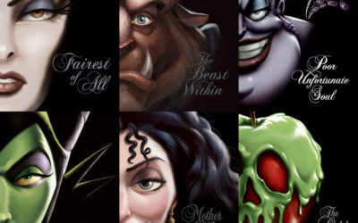 CONTEST: Disney Villains