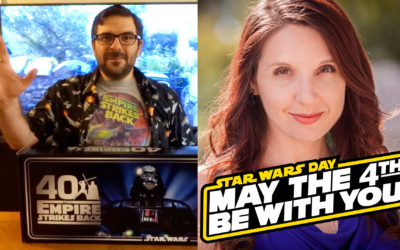 Who's the Bossk? - Episode 12: May the Fourth Be with Guest Amy Ratcliffe