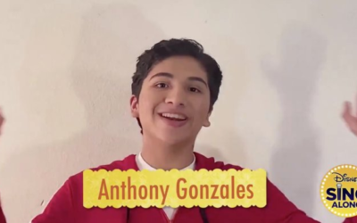 """The Voice of Miguel from Pixar's """"Coco"""" Sings """"Proud Corazon"""" In Newest #DisneySingalong Video"""